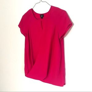 💖 Mossimo Hot Pink Blouse
